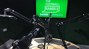 Football Ramble Outside View